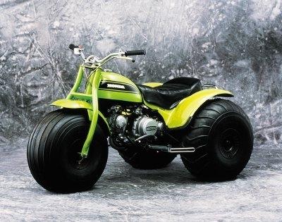 ACTU MOTO ... dans les Rétros : 1970
