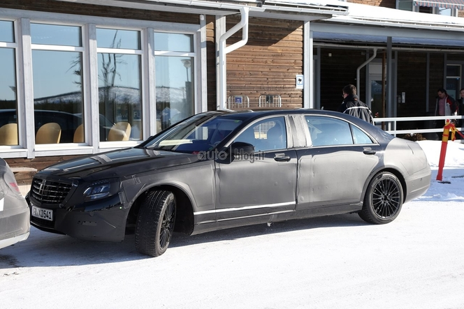Surprise : celle qui va succéder à la Maybach