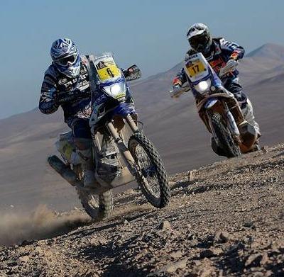 Dakar 2015 – Yamaha: Pain et Metge en fer de lance