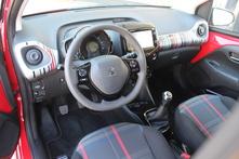 Peugeot 108 : en avant-première, les photos de l'essai