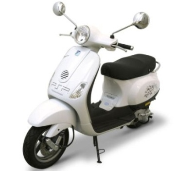 Scooter Vespa : PSP édition LX 50.