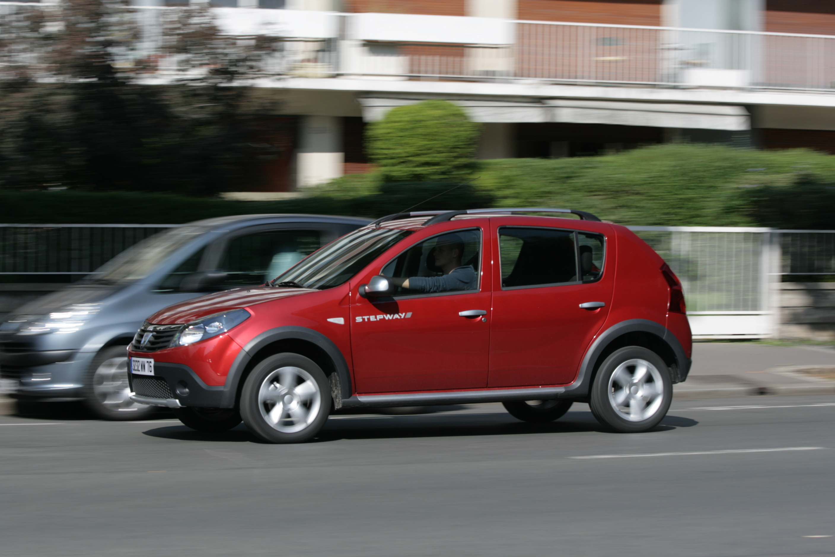 essai dacia sandero stepway l 39 essentiel. Black Bedroom Furniture Sets. Home Design Ideas