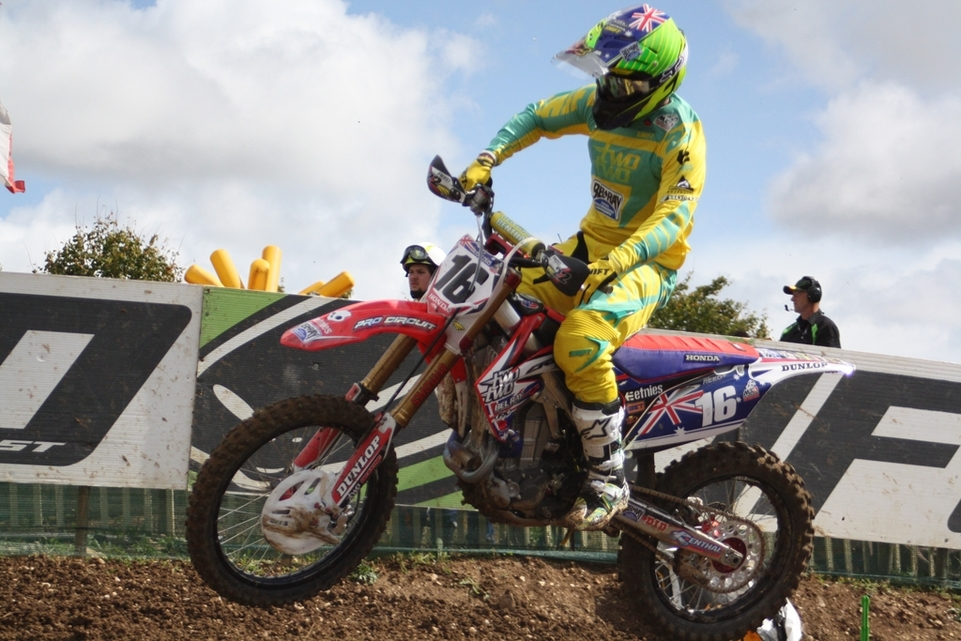 MXDN 2011 - St Jean d'Angely :  Chad Reed s'impose, l'Angleterre en tête