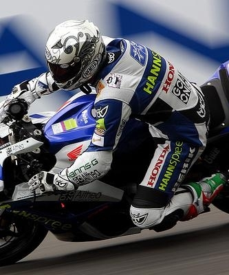 Supersport - Honda: Parkes et Harms en route vers Althea