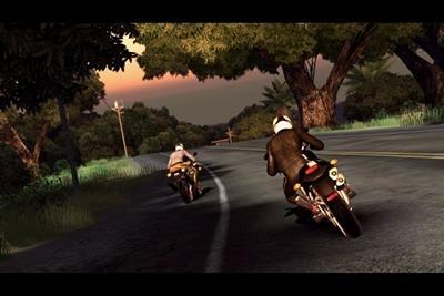 Des vidéos de moto pour Test Drive Unlimited