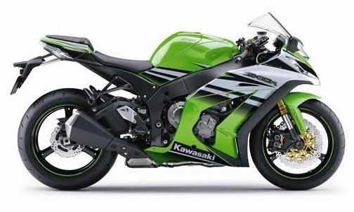 Kawasaki Ninja série 30ème anniversaire : prix et disponibilité