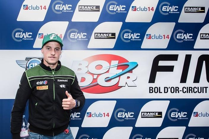 Endurance - Kawasaki: Guarnoni et Gines avec Randy de Puniet