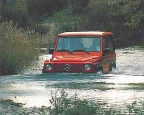 Photos du jour : Mercedes Classe G Hamann
