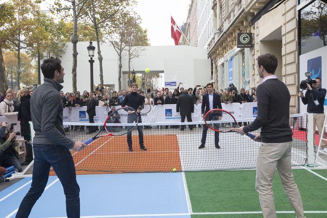 Peugeot à fond dans le tennis