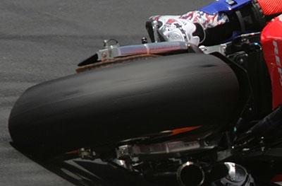 Moto GP: Les leçons pneumatiques de Laguna Seca