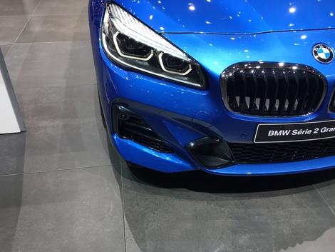 Le restyling de BMW sont toujours trop léger