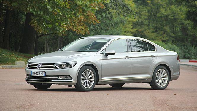 La Volkswagen Passat arrive en occasion : début de carrière mouvementé ?