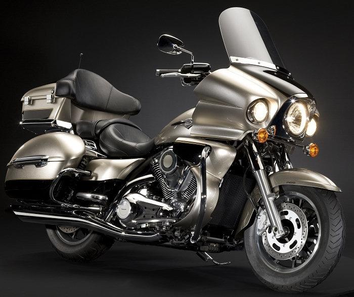 Nouveauté 2009 : Kawasaki VN 1700