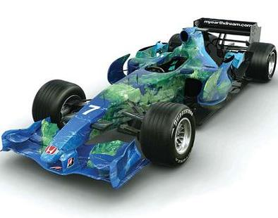 Formule 1: Honda redescend sur Terre