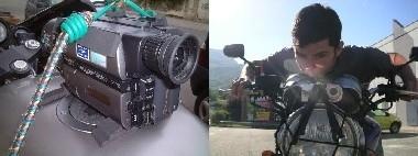 Les supports de caméra persos