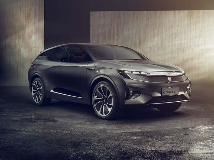 Concept Byton, la Tesla made in China