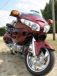 Essai Honda Goldwing 1800: Je suis une légende