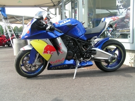 KTM 1190 RC8 2008 by Orca : Red Bull Racing Spirit #2