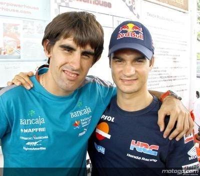 Moto GP - Valence: Pedrosa voudra y sauver sa saison