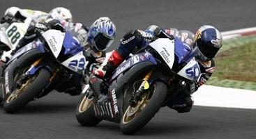 Supersport - Yamaha: La chasse au guidon de la R6 est ouverte