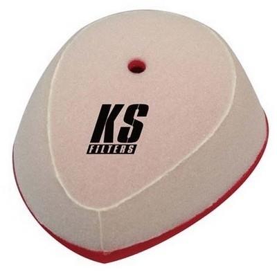 KS Filter offre un bol d'air aux motos tout terrain.