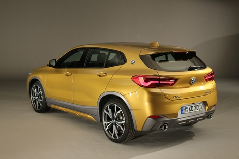 Bmw X2 Plus Qu Un Coup 233 Vid 233 O En Direct Du Salon De