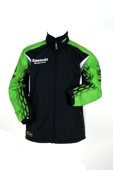Nouveauté Vêtements Kawasaki : mettez vous au vert.