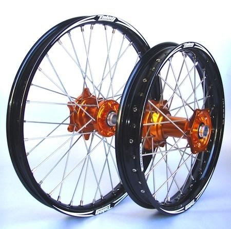 Talon: les roues complètes désormais chez Seurat