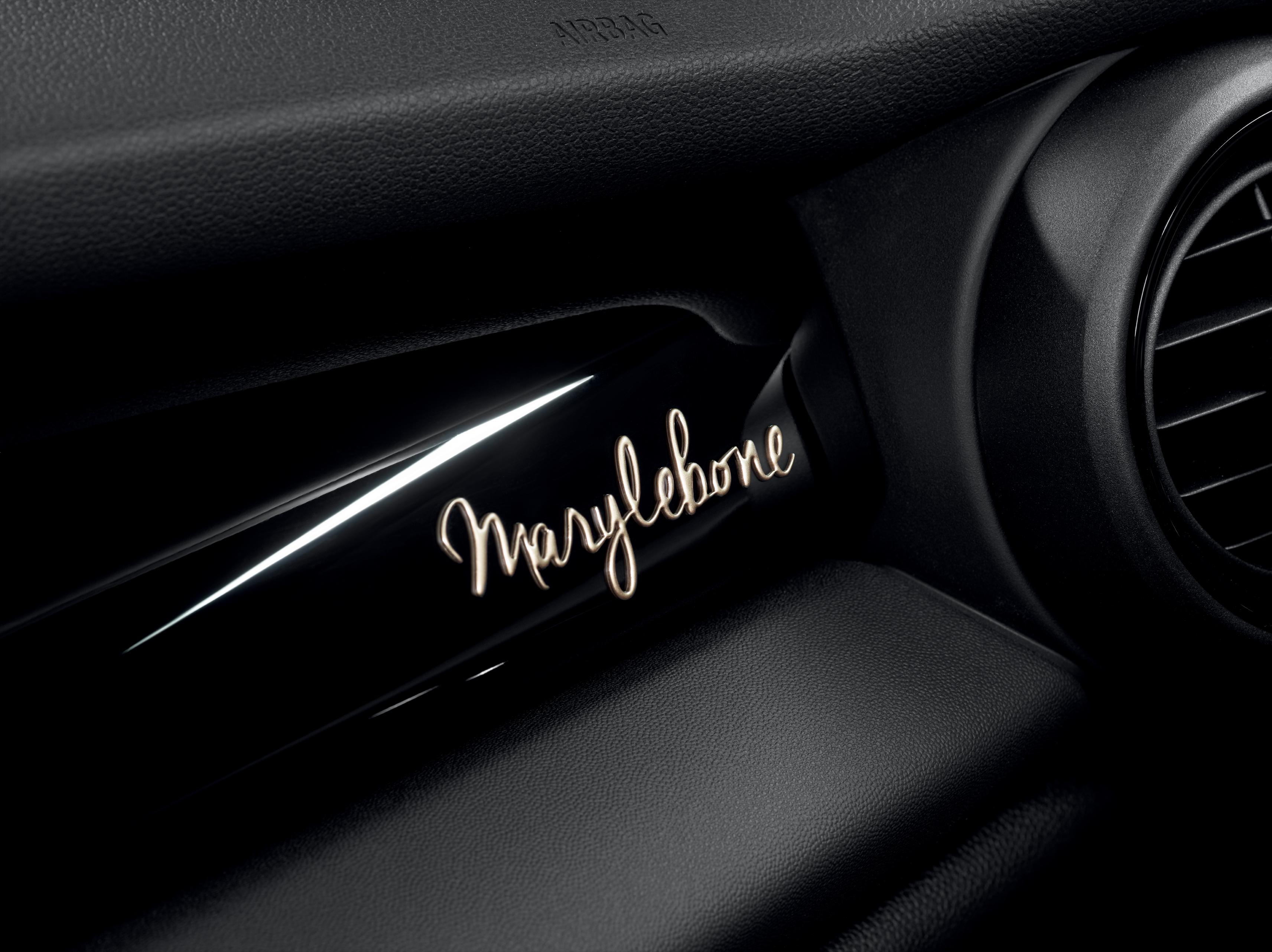 mini lance une s rie limit e edition marylebone juste pour la france. Black Bedroom Furniture Sets. Home Design Ideas