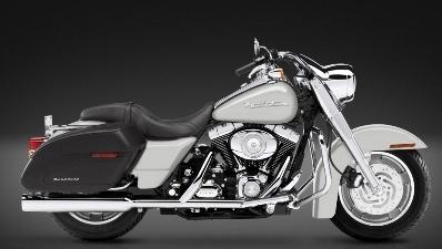 Harley : présentation de la nouvelle gamme 2007.