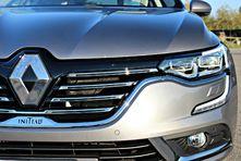 Renault Talisman : en avant-première, les photos de l'essai