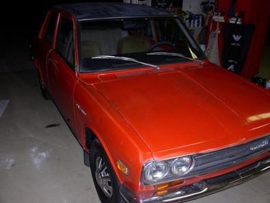 Datsun 510 : La préparation parfaite
