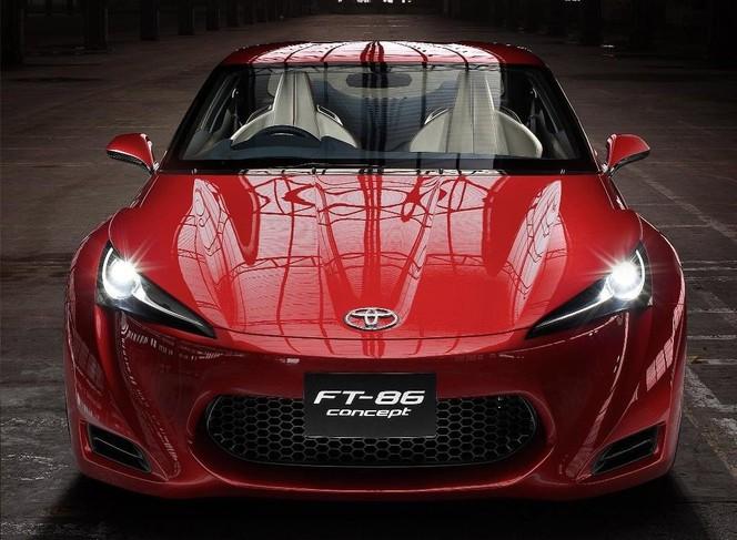 Genève 2011 : la mutation du concept Toyota FT-86