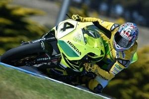 Superbike: Barros veut le titre en 2007