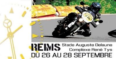 Dark Dog Moto Tour 2008 : Reims - du 26 au 28 septembre