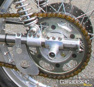 9ème Trofeo Rosso : les machines de Lionel, à déguster sans modération...
