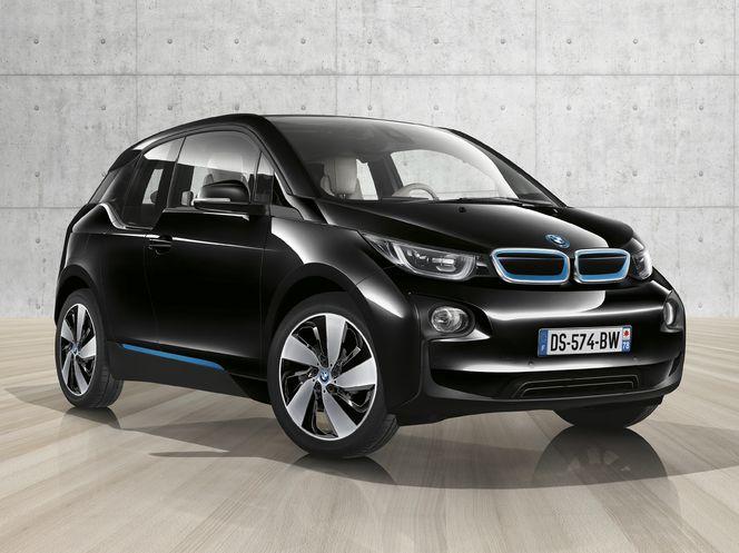 BMW lance la série spéciale i3 Black Edition