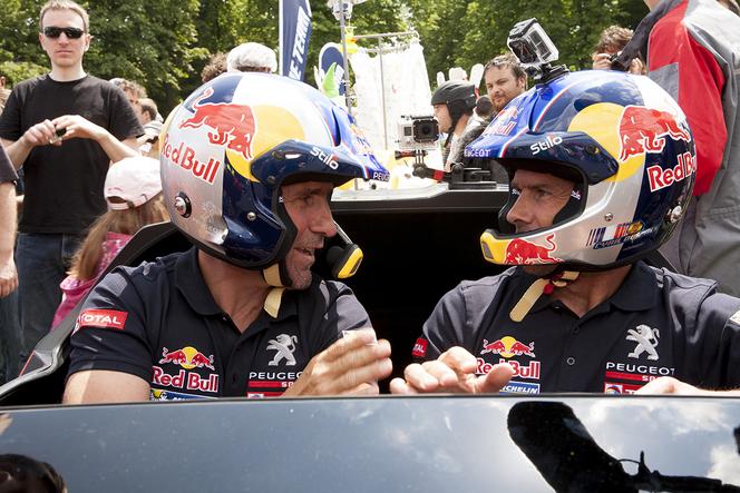Stéphane Peterhansel rejoint Peugeot en rallye-raid et sur le Dakar!