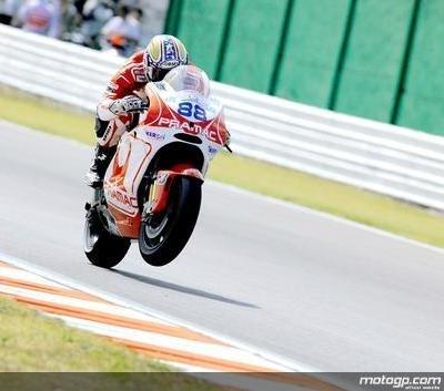 Moto GP - Valence: Canepa ne pourra pas y être