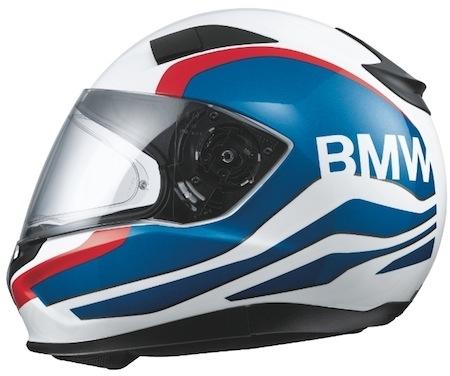 Casque BMW doubleR: orientation racing