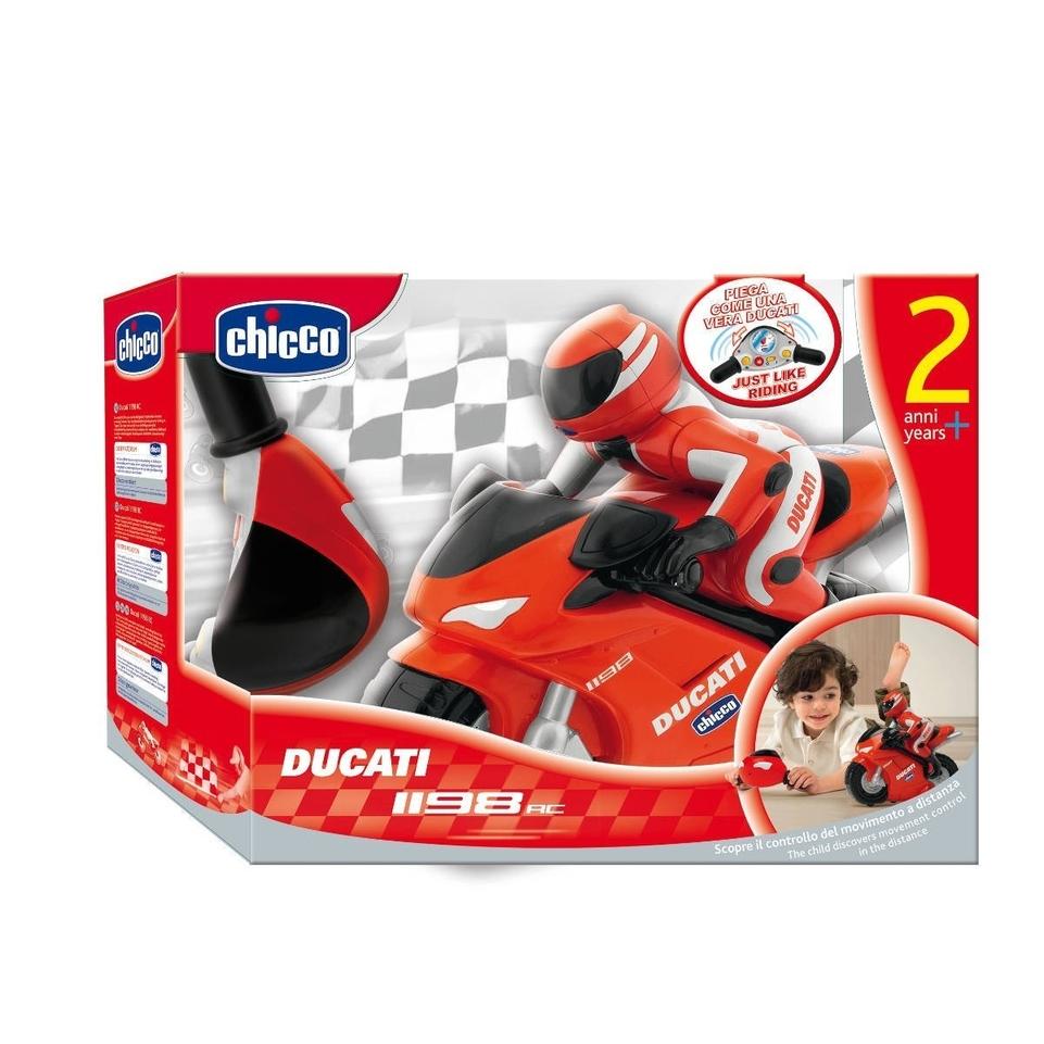 Idée cadeau : Chicco Moto Ducati 1198