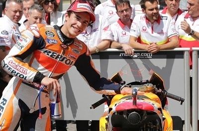 Moto GP - Italie: Marc Marquez veut essayer une Formule 1