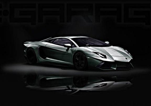 Lamborghini Aventador : c'est elle