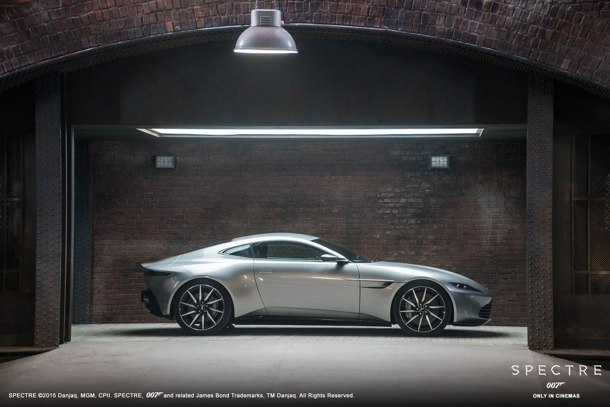 top 10 bond cars