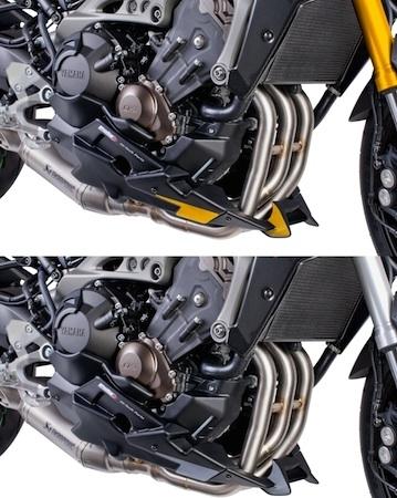 Puig: la Yamaha MT-09 a droit à ses sabots