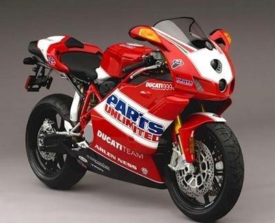 Ducati: Une 999 au goût d'Amérique