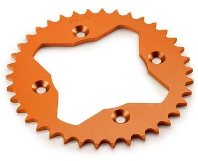 De l'orange pour vos quads !