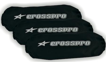 Cross Pro protège les amortos des quads