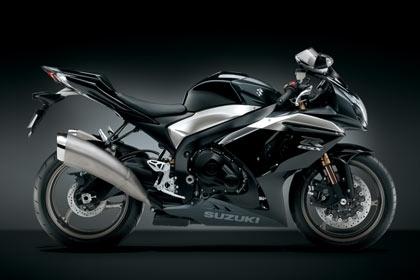 Nouveauté 2009 : Suzuki GSX-R 1000