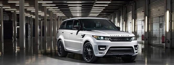 Range Rover Sport: deux nouveautés à venir